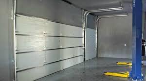 Garage Door Tracks Repair Langley