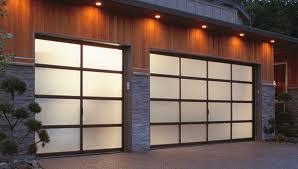 Glass Garage Doors Langley
